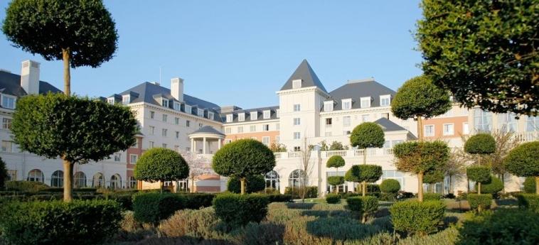 Hotel Dream Castle: Giardino PARIGI - DISNEYLAND PARIS