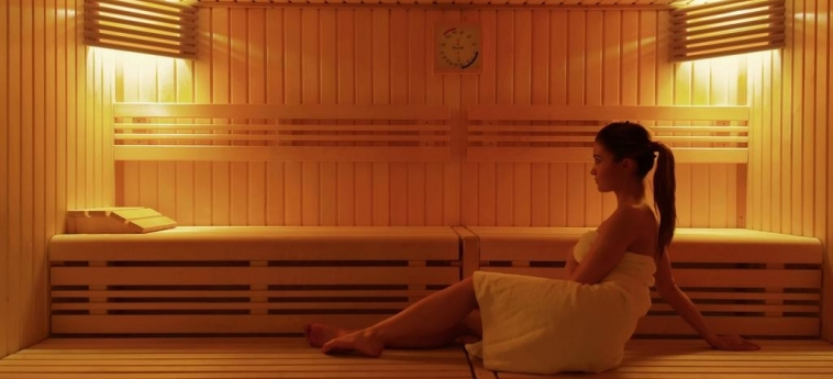 Hotel Dream Castle: Sauna PARIGI - DISNEYLAND PARIS
