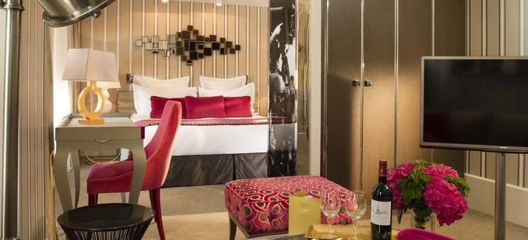Hotel Baume Paris: Camera Matrimoniale/Doppia PARIGI