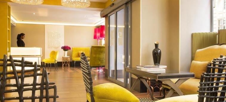 Hotel Baume Paris: Lobby PARIGI
