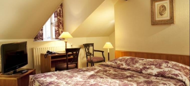 Hotel Wallace: Camera Matrimoniale/Doppia PARIGI