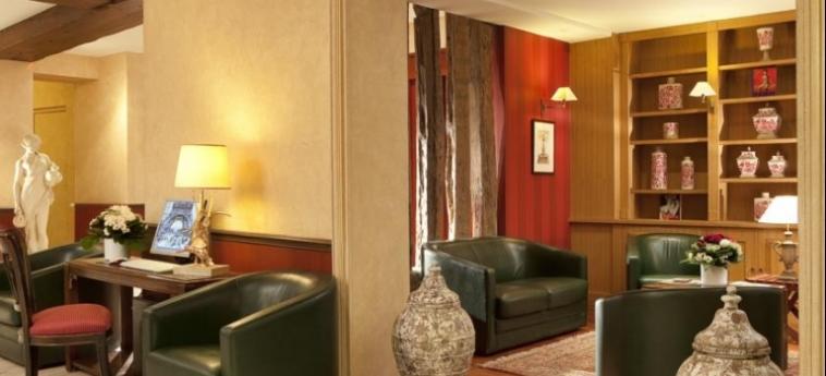 Hotel Wallace: Sala PARIGI