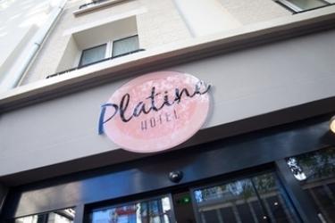 Hotel Platine: Esterno PARIGI
