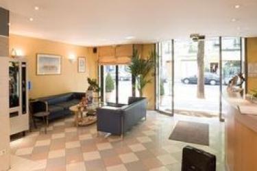 Hotel Libertel Canal Saint Martin: Lobby PARIGI