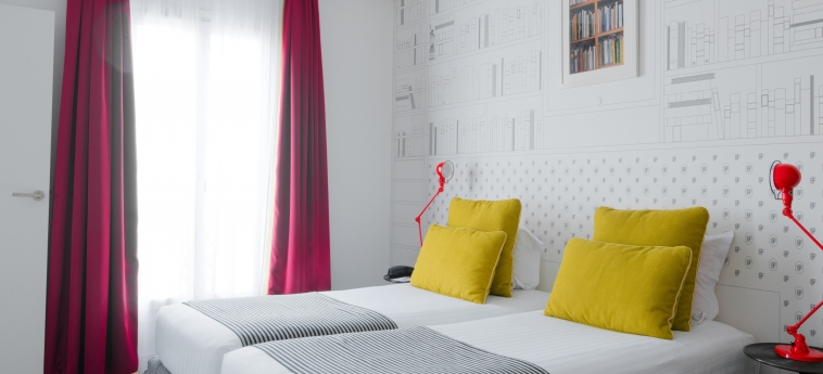 Hotel Joyce - Astotel: Camera Doppia Club PARIGI