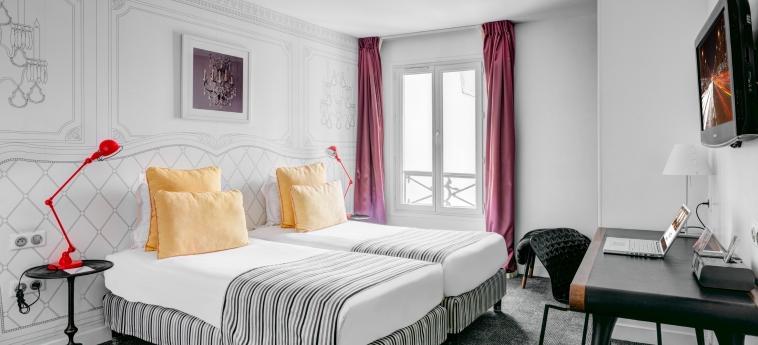 Hotel Joyce - Astotel: Camera Matrimoniale/Doppia PARIGI