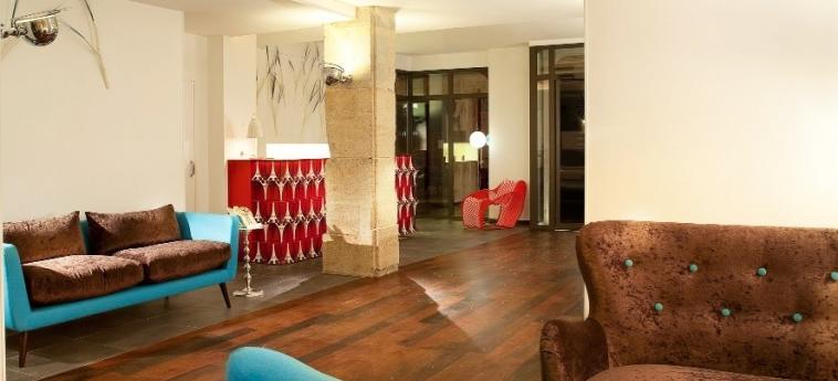 Hotel Joyce - Astotel: Lobby PARIGI