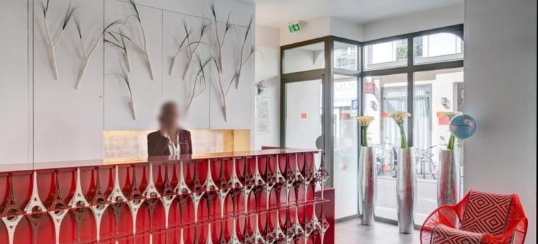 Hotel Joyce - Astotel: Reception PARIGI
