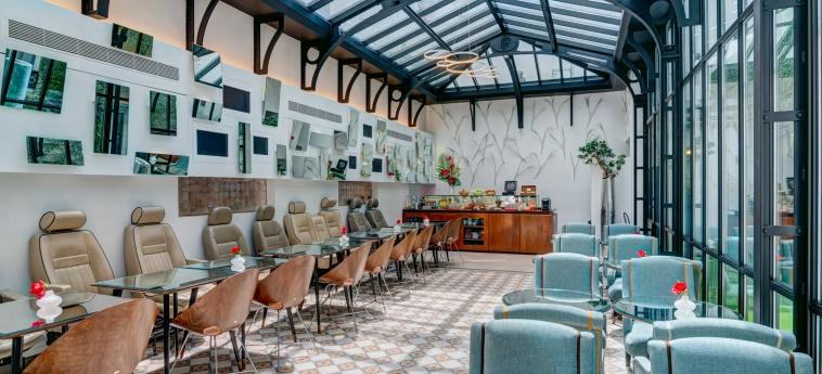 Hotel Joyce - Astotel: Ristorante PARIGI