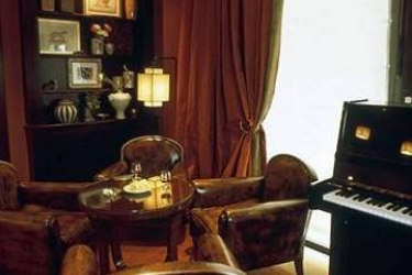 Hotel 7 Eiffel: Lounge PARIGI