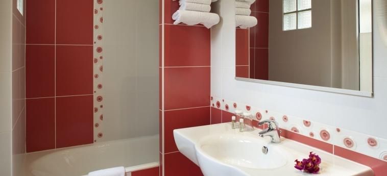 Hotel L' Interlude: Bagno PARIGI