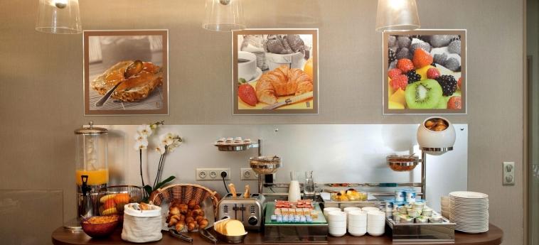 Hotel L' Interlude: Buffet PARIGI