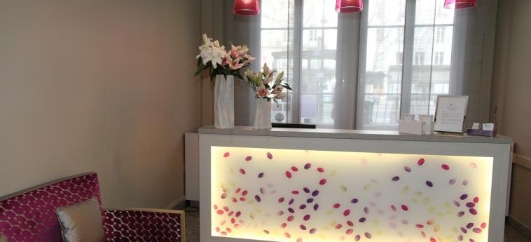 Hotel L' Interlude: Reception PARIGI