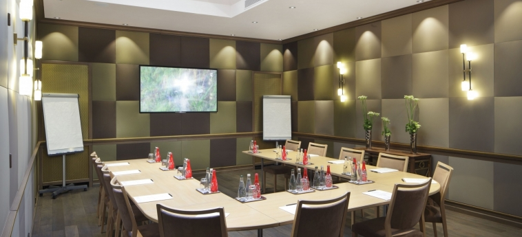 Hotel Rochester Champs Elysees: Sala Conferenze PARIGI