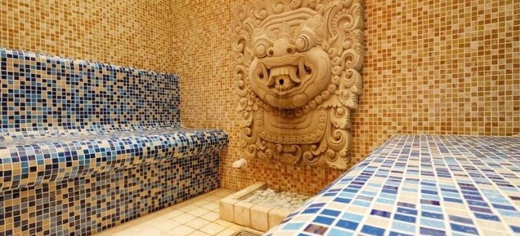 Hotel Rochester Champs Elysees: Sauna PARIGI