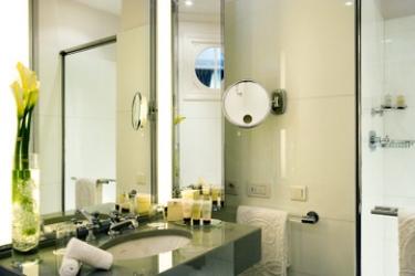 Scribe Paris Opera Hotel By Sofitel: Bagno PARIGI