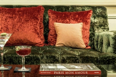 Scribe Paris Opera Hotel By Sofitel: Bar PARIGI