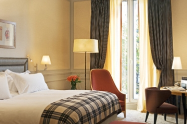 Scribe Paris Opera Hotel By Sofitel: Camera Deluxe PARIGI