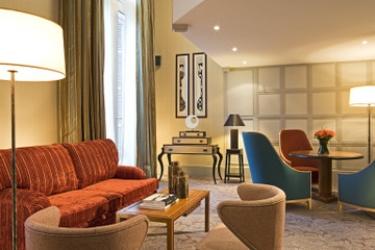 Scribe Paris Opera Hotel By Sofitel: Camera Suite PARIGI