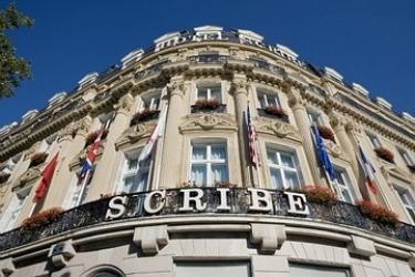 Scribe Paris Opera Hotel By Sofitel: Esterno PARIGI