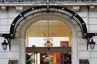 Scribe Paris Opera Hotel By Sofitel: Ingresso PARIGI
