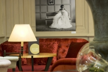 Scribe Paris Opera Hotel By Sofitel: Lobby PARIGI