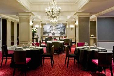 Scribe Paris Opera Hotel By Sofitel: Sala Conferenze PARIGI