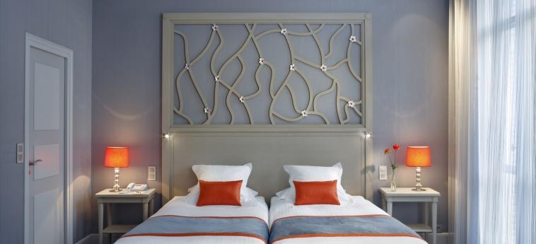 Hotel Splendid Etoile: Camera Doppia - Twin PARIGI
