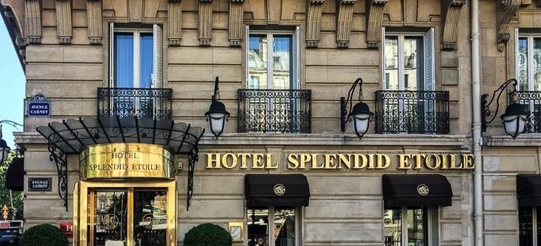 Hotel Splendid Etoile: Esterno PARIGI