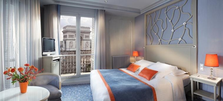 Hotel Splendid Etoile: Guest Room PARIGI