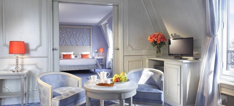 Hotel Splendid Etoile: Interno PARIGI