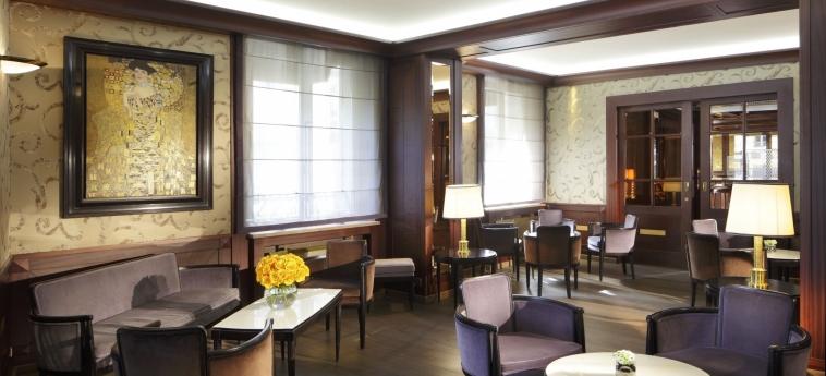 Hotel Splendid Etoile: Lobby PARIGI