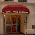 Hotel Paris Legendre