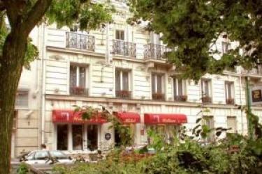 Hotel William's Opera: Esterno PARIGI