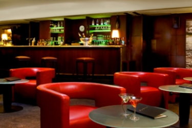 Sheraton Paris Airport Hotel & Conference Centre: Bar PARIS - AEROPORT CDG