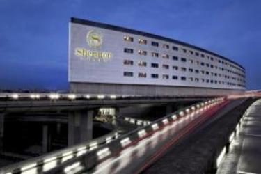 Sheraton Paris Airport Hotel & Conference Centre: Extérieur PARIS - AEROPORT CDG