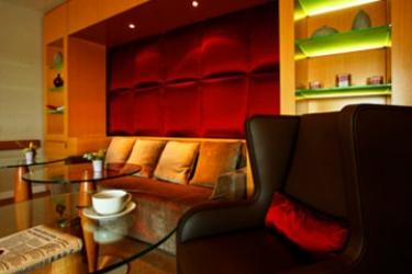 Sheraton Paris Airport Hotel & Conference Centre: Lounge Bar PARIS - AEROPORT CDG