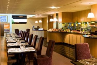 Sheraton Paris Airport Hotel & Conference Centre: Restaurant PARIS - AEROPORT CDG