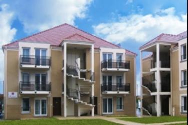 Hotel Residhome Roissy Village: Extérieur PARIS - AEROPORT CDG