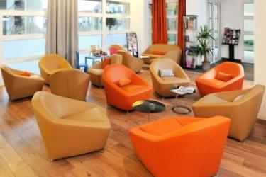 Hotel Residhome Roissy Village: Lobby PARIS - AEROPORT CDG