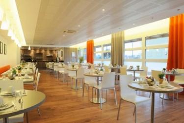 Hotel Residhome Roissy Village: Salle de Petit Dejeuner PARIS - AEROPORT CDG