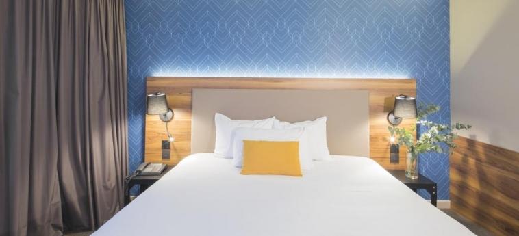 Hotel Elysee Val D'europe: Habitación Singula PARIS - DISNEYLAND PARIS