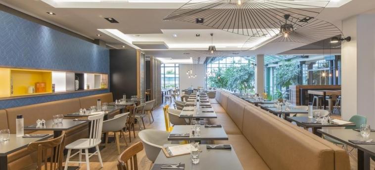 Hotel Elysee Val D'europe: Restaurante PARIS - DISNEYLAND PARIS