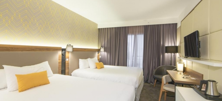 Hotel Elysee Val D'europe: Chambre jumeau PARIS - DISNEYLAND PARIS