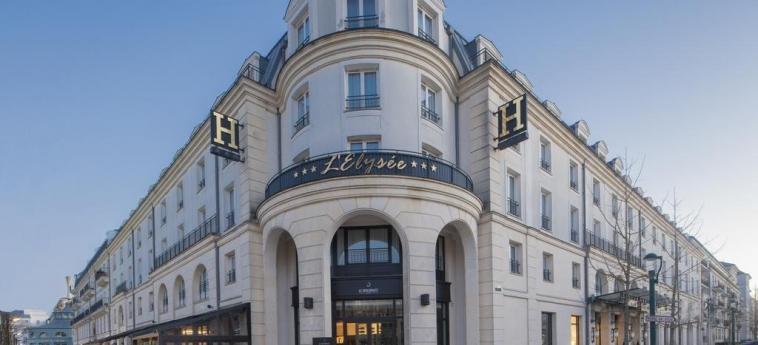 Hotel Elysee Val D'europe: Exterieur PARIS - DISNEYLAND PARIS