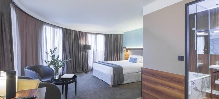 Hotel Elysee Val D'europe: Schlafzimmer PARIS - DISNEYLAND PARIS