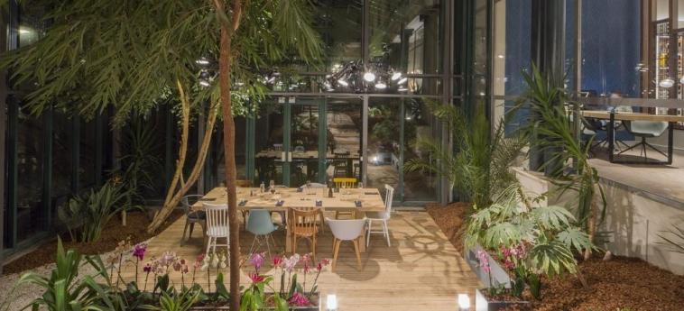 Hotel Elysee Val D'europe: Restaurant PARIS - DISNEYLAND PARIS