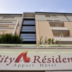 Hotel City Residence Chelles