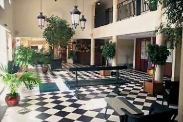 Hotel Du Moulin: Hall PARIS - DISNEYLAND PARIS