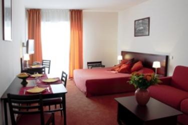 Hotel Residence Du Parc  Val D'Europe: Bedroom PARIS - DISNEYLAND PARIS